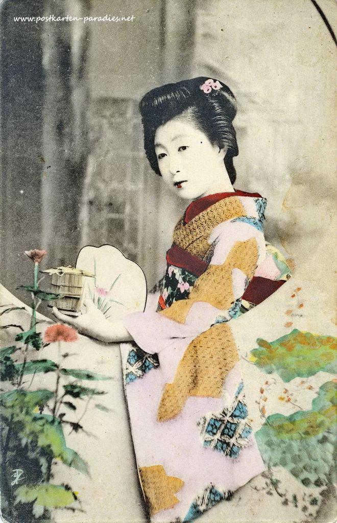 Japan, Frau