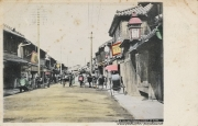 Japan Kobe Motomachi Str. 1904