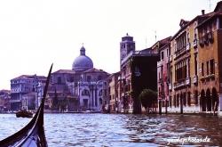 Venedig 1975 Canale Grande