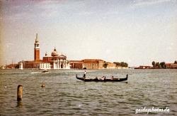 Venedig 1957 San Giorgio