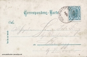 K. und K. Österreich Postkarte