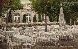 Ansichtskarte Köln-Rodenkirchen: Cafe Rheinterassen 1918