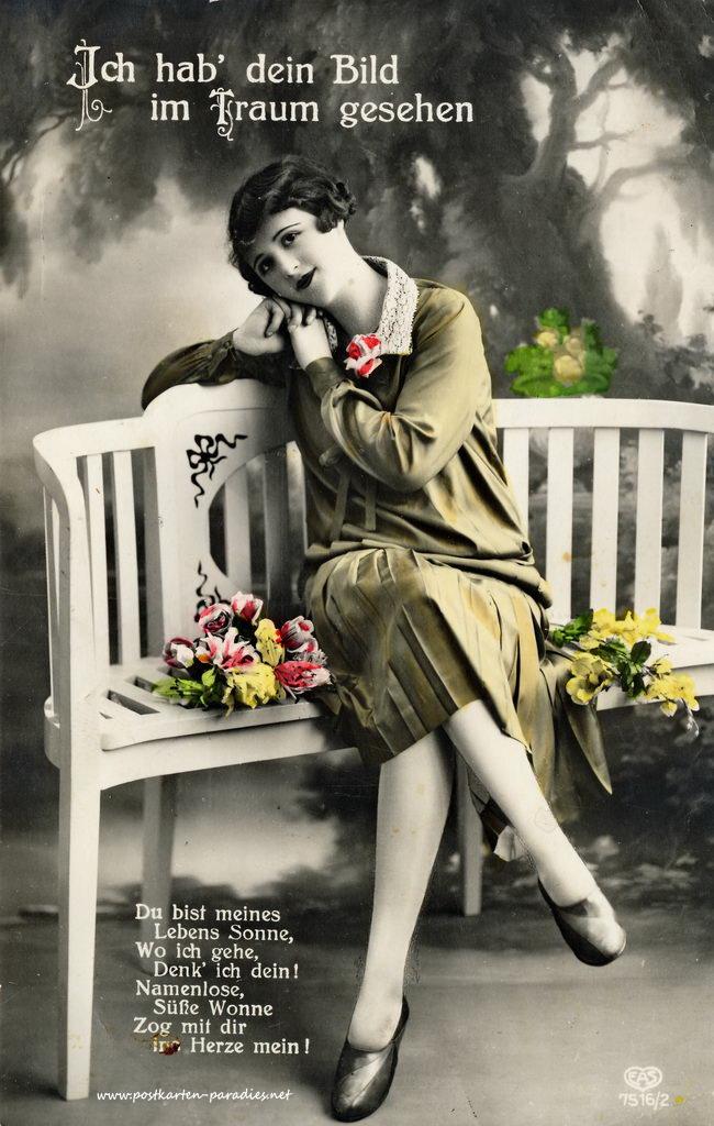 Gedicht Archives - Alte Postkarten