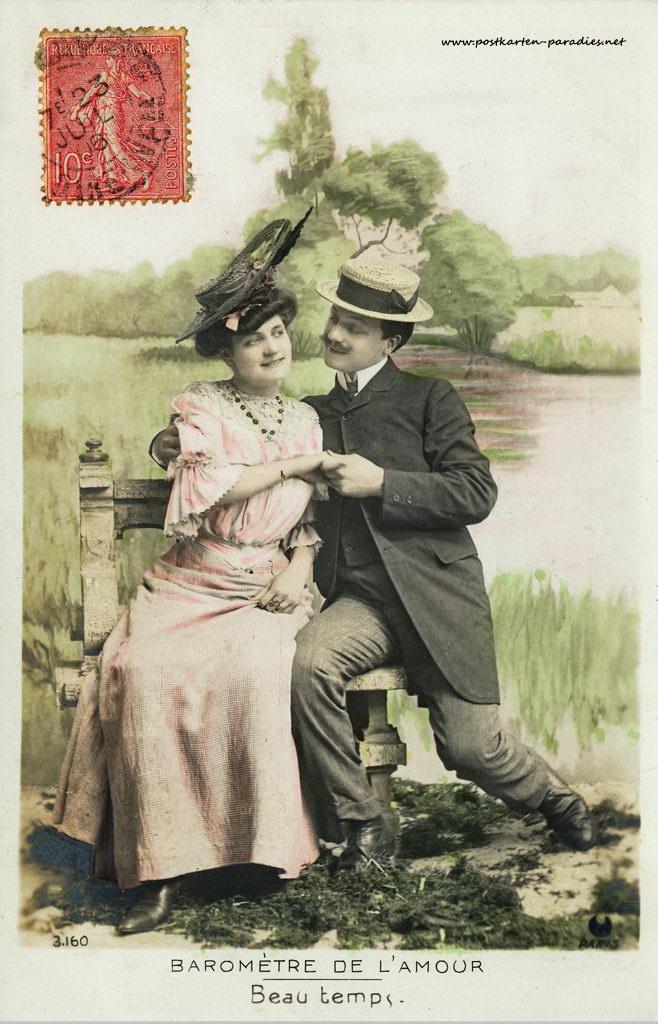 Grußkarten für die Liebe