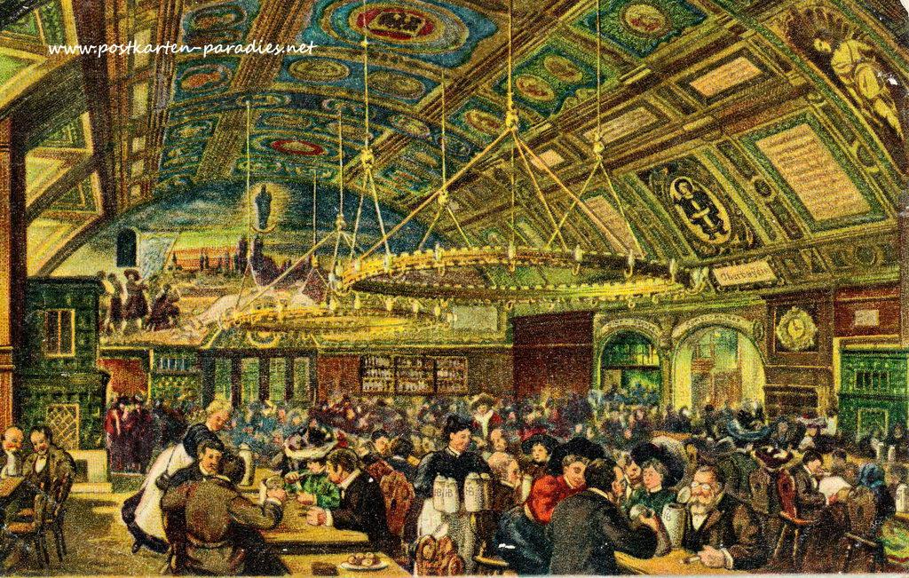 Postkarte München 1903