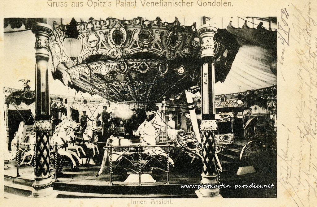 Postkarte München 1902