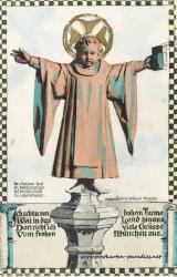 Postkarte München1905