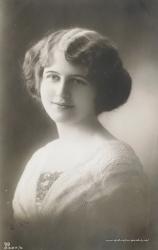 1. Weltkrieg, Frau, Porträt, 1918