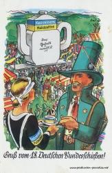 Schützenfest Kathreiners Malzkaffee 1927